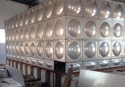 巴盟方形水箱