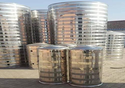 圆形不锈钢水箱