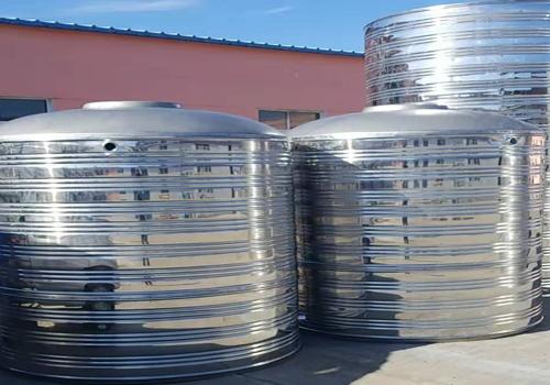 巴盟圆柱水箱