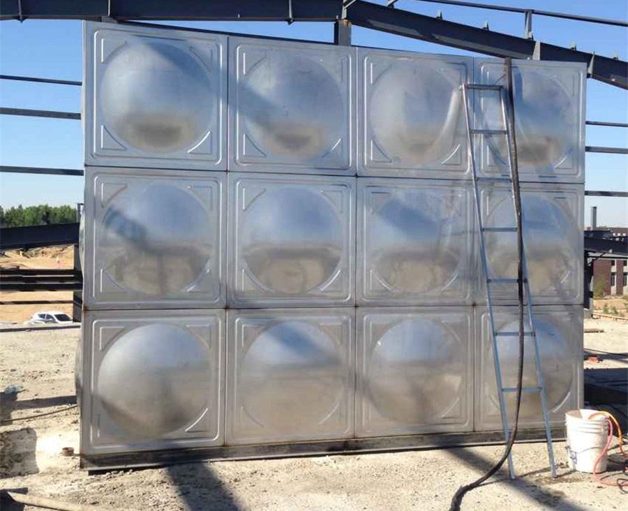 鄂尔多斯不锈钢水箱
